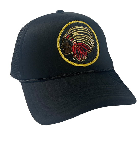 Oklahoma Chief Trucker Hat