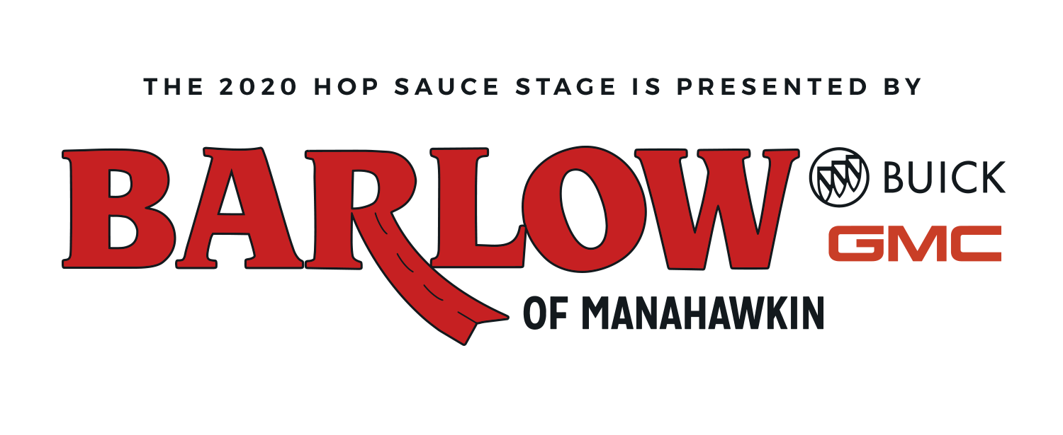 2020 Hop Sauce Stage is Presented by Barlow Buick GMC of Manahawkin