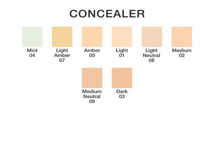 Concealer: Mint - Glamorous Chicks Cosmetics