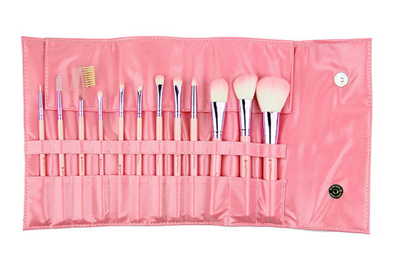 "12 piece ""Pink"" Brush set"