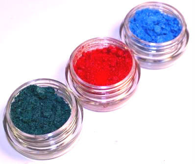 3 best selling eye shadow samples - Glamorous Chicks Cosmetics
