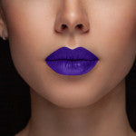Purple Semi Matte Liquid Lips - Glamorous Chicks Cosmetics