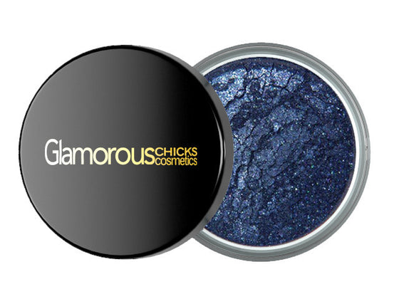 Star by Night Mineral Eyeshadow Pigments - Glamorous Chicks Cosmetics