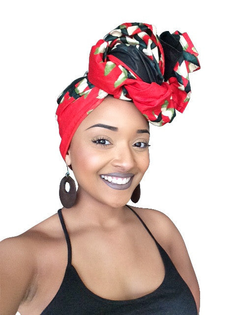 Default type -  - Hannah Headwrap - Glamorous Chicks Cosmetics - 4