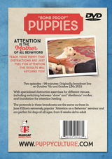 DEMAND TO WIN PUPPIES: ATTENTION IS THE MOTHER OF ALL BEHAVIORS