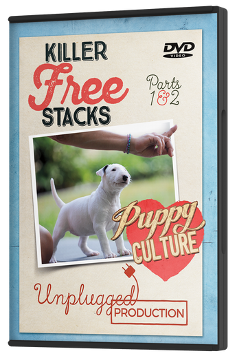 DEMAND TO WIN PUPPIES: KILLER FREE STACK