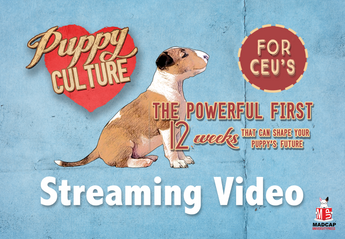 PUPPY CULTURE FOR CEU'S (Video On Demand)