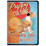 PUPPY CULTURE WORKBOOK AND DVD BUNDLE - FOR BREEDERS