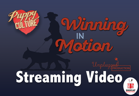 DEMAND TO WIN PUPPIES: WINNING IN MOTION (Video On Demand)