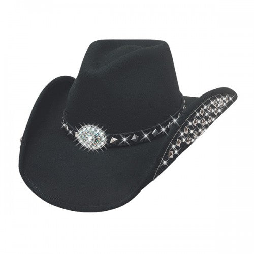0679bl lets get loud bullhide hats