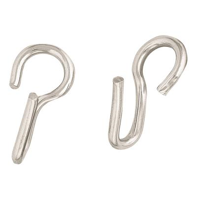 Curb Chain Hooks Stainless Steel 25-7210