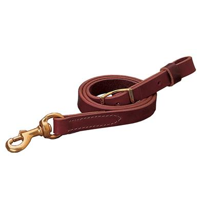 Tie Down Leather Latigo Strap 30-0637