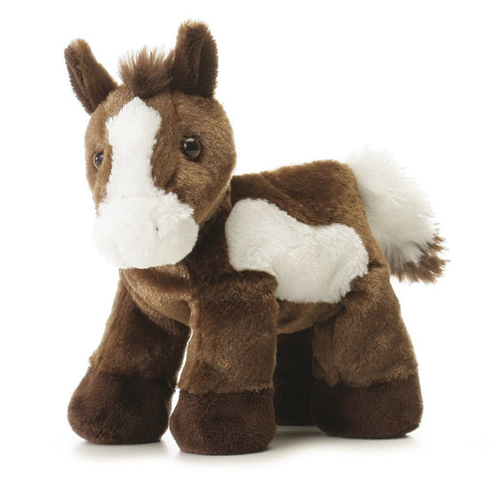 Aurora Plush Paint Horse 31171