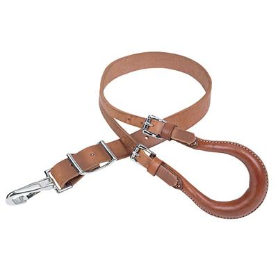 Crupper Single Strap Leather 75-4001