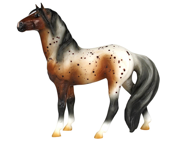 Breyer Appaloosa Mustang 925