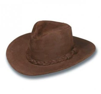 Minntonka Leather Outback Hat 9503