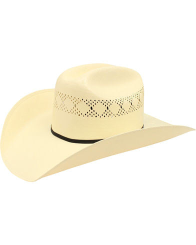 Ariat Double S 10x Straw Hat