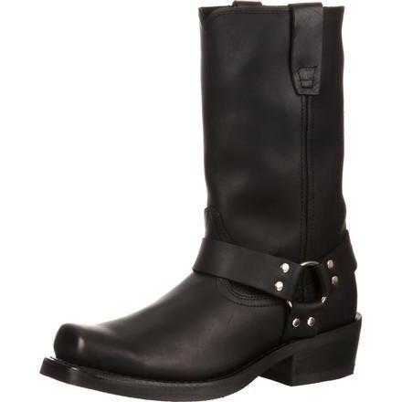 Durango Black Harness Boot DB510