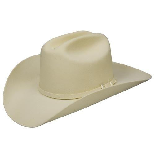 Stetson Deadwood 4X Bone