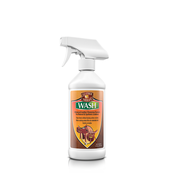 Leather Therapy Wash 16oz