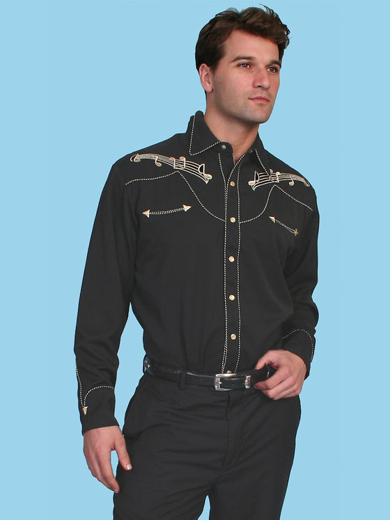Scully Men's Melody Ranch