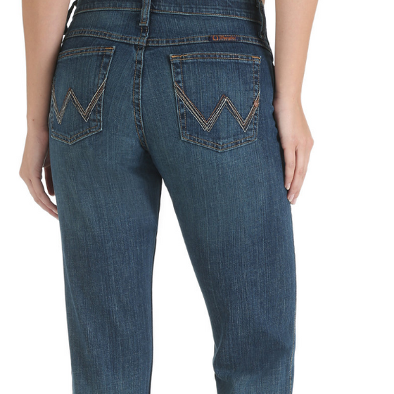 Wrangler Ladies Q-Baby Ultimate Riding Jean WRQ20TB
