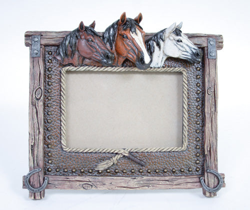 Frame Triple Horse Head X9022
