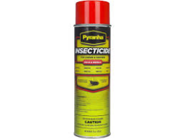 Fly Spray Pyranha Insecticide