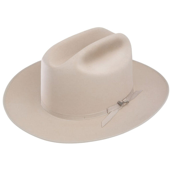 Stetson Open Road Silverbelly 6X