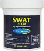Fly Repellent SWAT Clear ointment