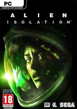 Alien Isolation PC cover