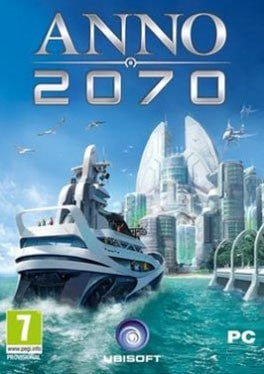Anno 2070 PC cover
