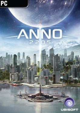 Anno 2205 PC cover
