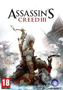 Assassin's Creed 3 PC cover