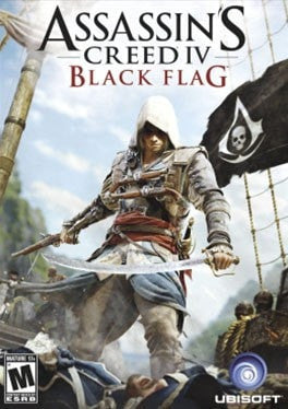 Assassin's Creed IV Black Flag PC cover