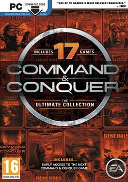 Command & Conquer: The Ultimate Collection PC CDkey