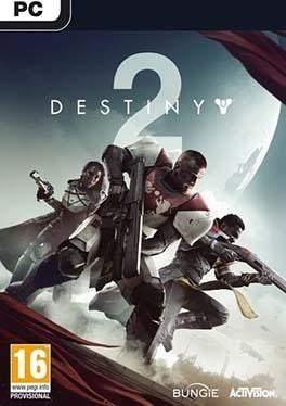 GamingCodes.eu CDkeys Destiny 2 PC cover