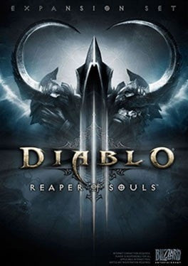Diablo 3 III Reaper of Souls PC cover