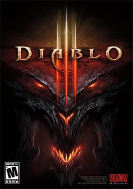 Diablo III 3 PC cover