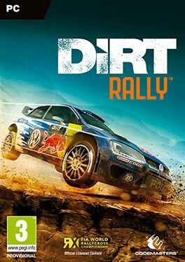 DiRT Rally PC CDkey