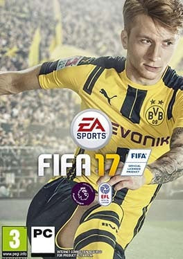 FIFA 17 PC screenshcover