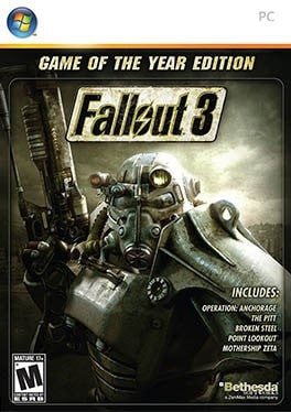 Fallout 3: Game of the Year Edition PC CDkey