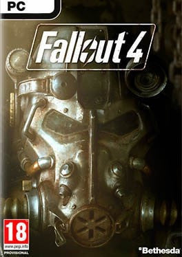 Fallout 4 PC cover