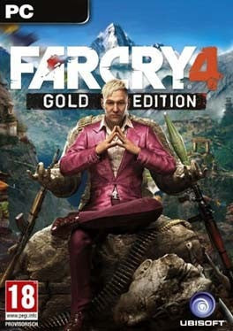 Far Cry 4 Gold Edition PC cover