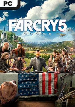 Far Cry 5 GamingCodes.eu CDkeys PC Game cover