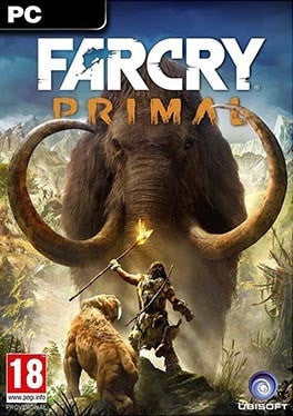 Far Cry Primal PC cover