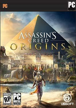 GamingCodes.eu CDkeys Assassin's Creed Origins PC Game cover