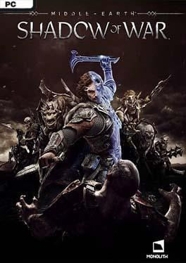 GamingCodes.eu CDkeys Middle-Earth Shadow of War PC Game cover