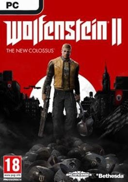 GamingCodes.eu CDkeys Wolfenstein II 2 The New Colossus PC Game cover.jpg