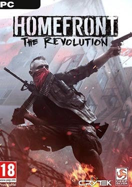 Homefront The Revolution PC cover